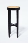 Alternate view thumbnail 1 of Powell Caned Stool