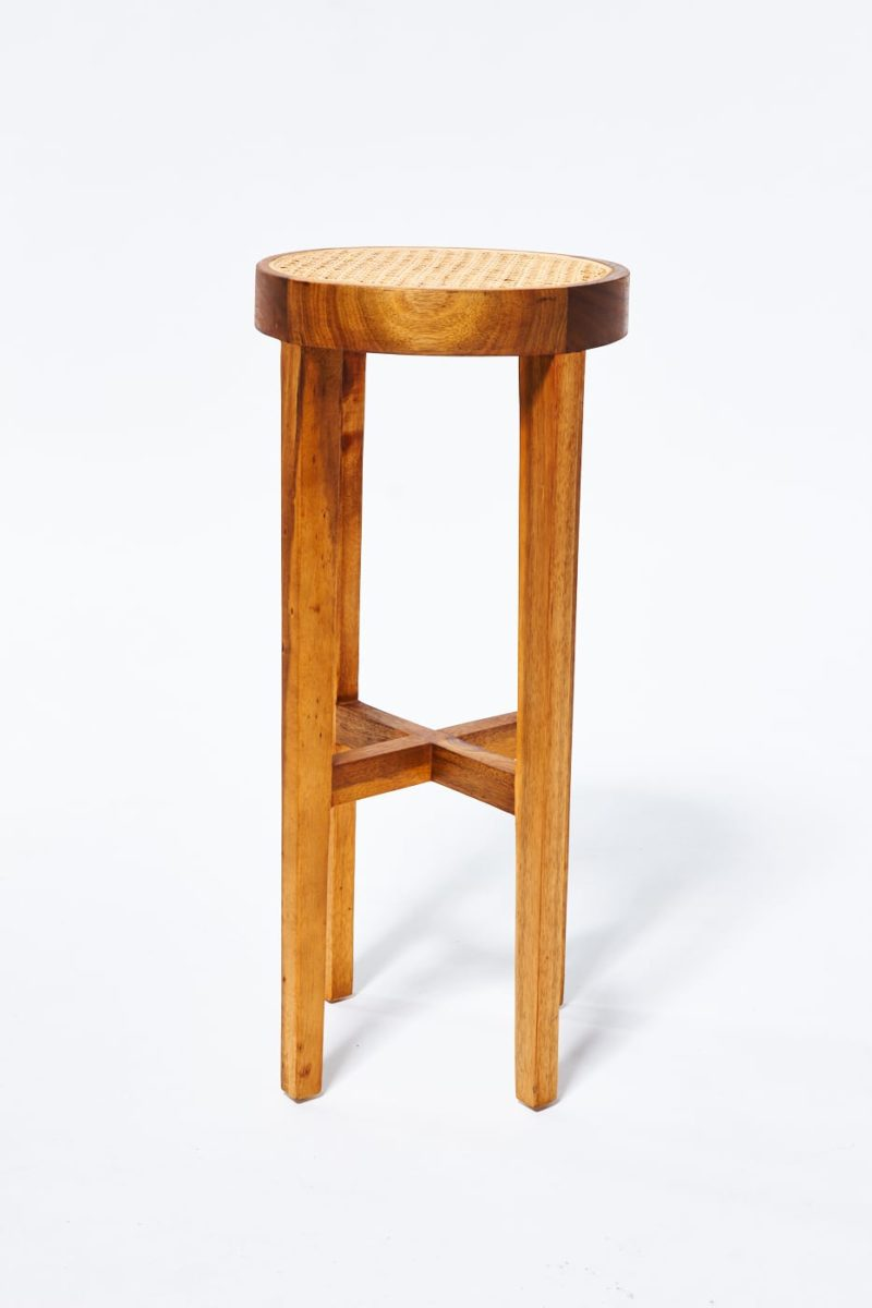 Alternate view 1 of Dorado Caned Stool
