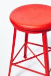 Alternate view thumbnail 2 of Paintable Everett Industrial Stool