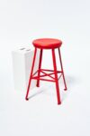 Alternate view thumbnail 3 of Paintable Everett Industrial Stool