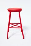 Alternate view thumbnail 1 of Paintable Everett Industrial Stool