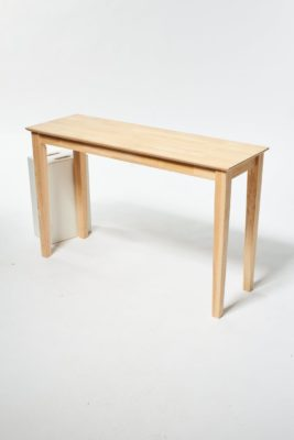 Alternate view 4 of Tam Natural Console Table
