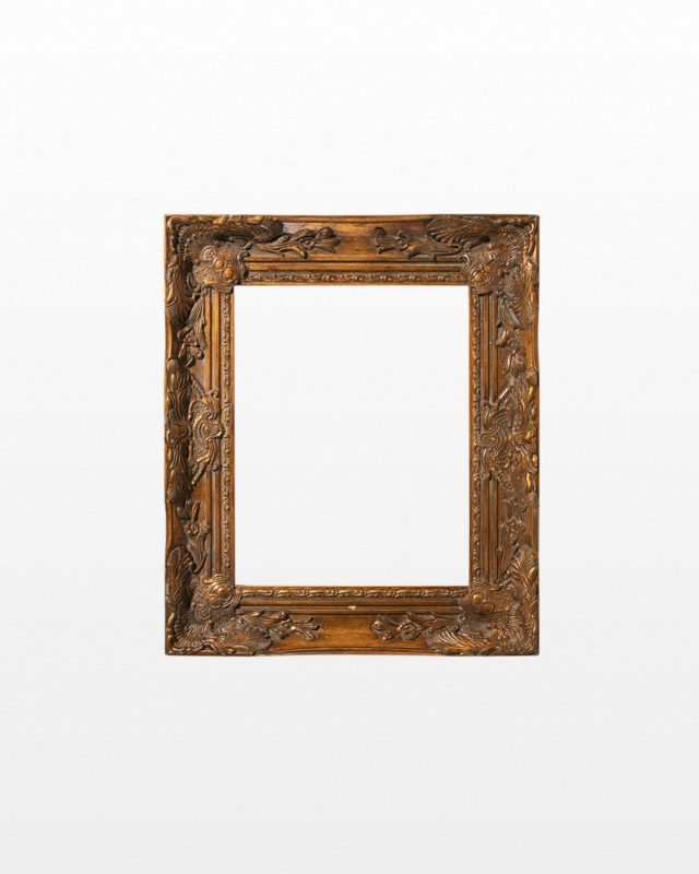Front view of Montclair Frame