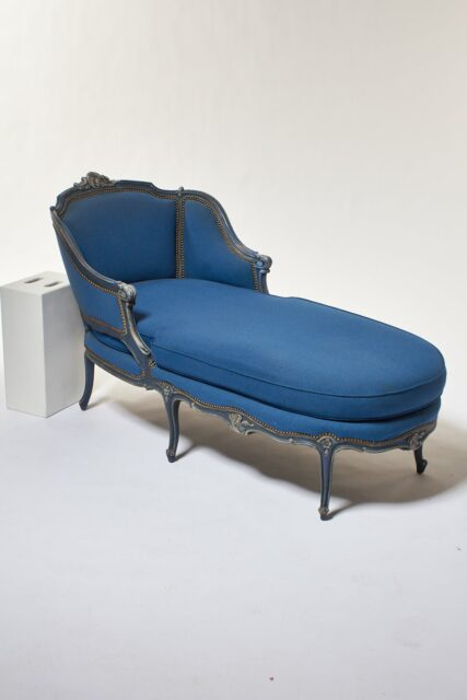 Alternate view 2 of Penelope Blue Daybed Chaise