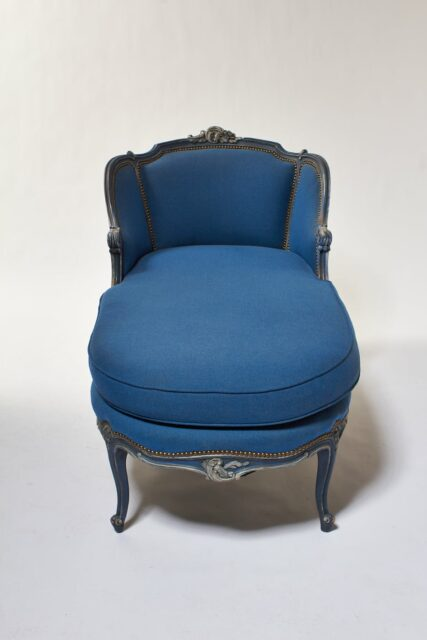 Alternate view 3 of Penelope Blue Daybed Chaise