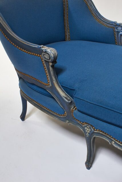 Alternate view 1 of Penelope Blue Daybed Chaise