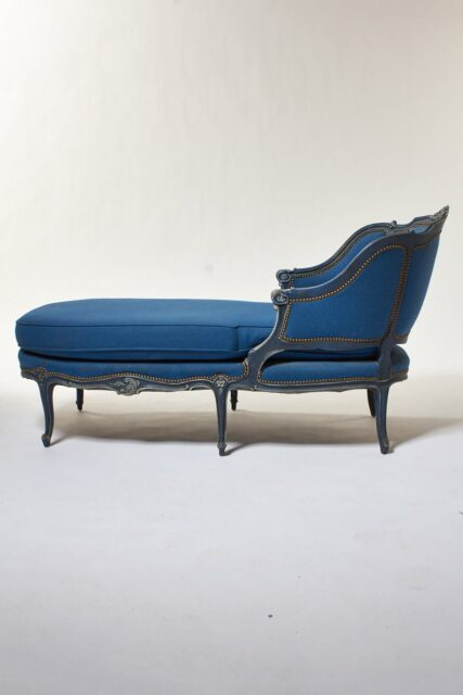 Alternate view 5 of Penelope Blue Daybed Chaise
