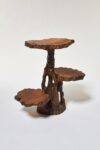 Alternate view thumbnail 3 of Joi Carved Branch Pedestal Stand