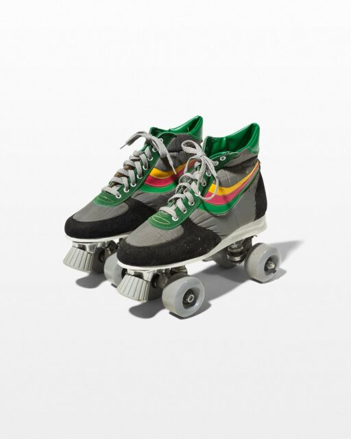 Front view of Winnie Roller Skates