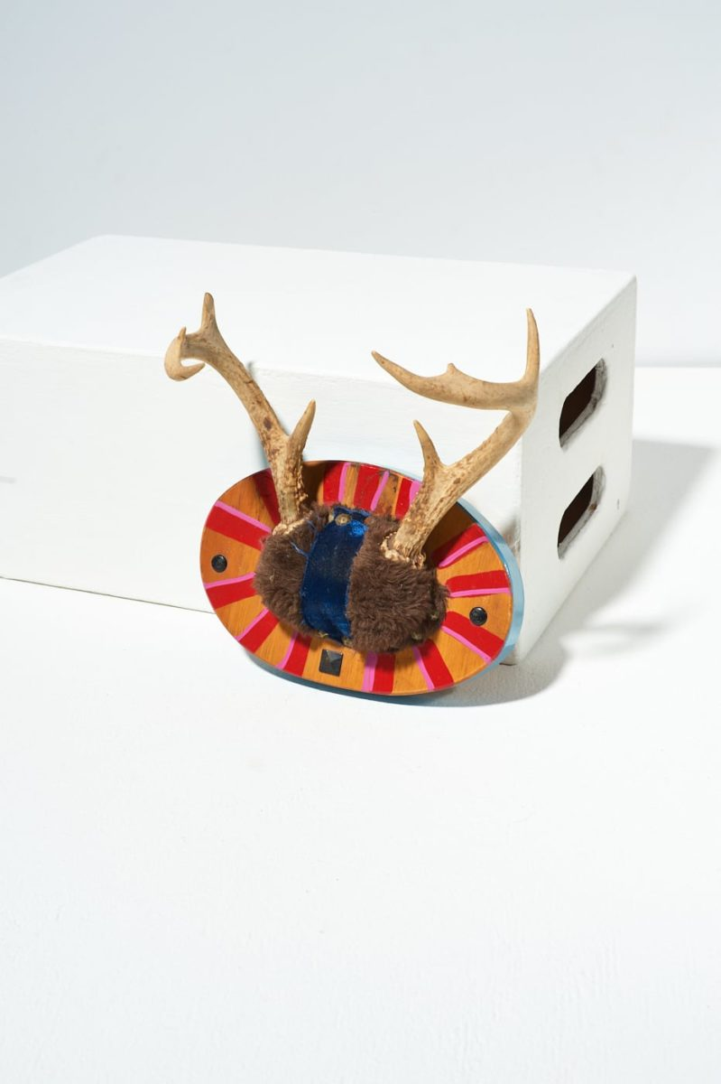Alternate view 5 of Marfa Antler Trio