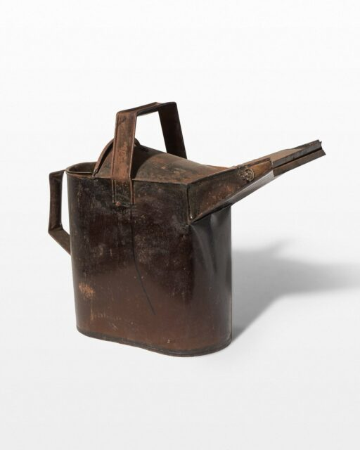 Front view of Industrial Pail