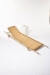 Alternate view thumbnail 2 of Norman Antique Military Cot Stretcher