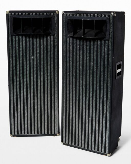 Front view of Kas Auditorium Speaker Pair