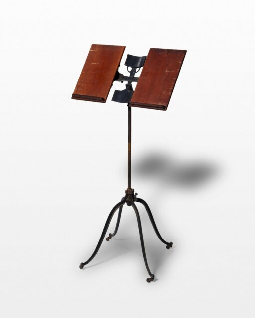 Front view of Marlow Music Stand