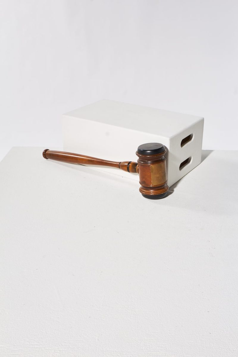 Alternate view 1 of Oversized Gavel