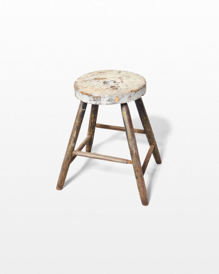 Front view of Skiddle Stool