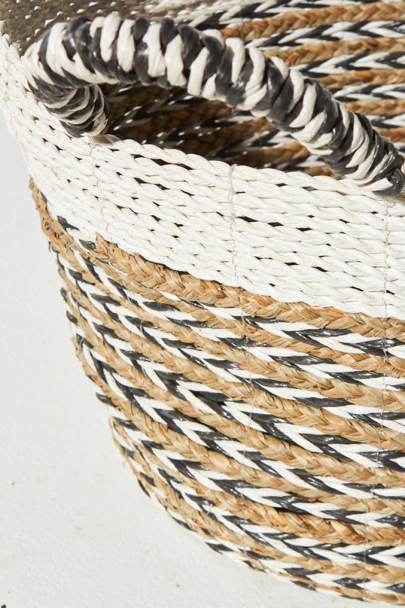 Alternate view 3 of Coil Weave Basket