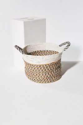 Alternate view 2 of Coil Weave Basket