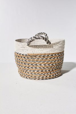 Alternate view 1 of Coil Weave Basket