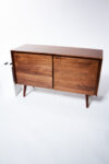 Alternate view thumbnail 1 of Martin Walnut Sideboard Credenza