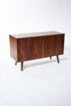 Alternate view thumbnail 3 of Martin Walnut Sideboard Credenza