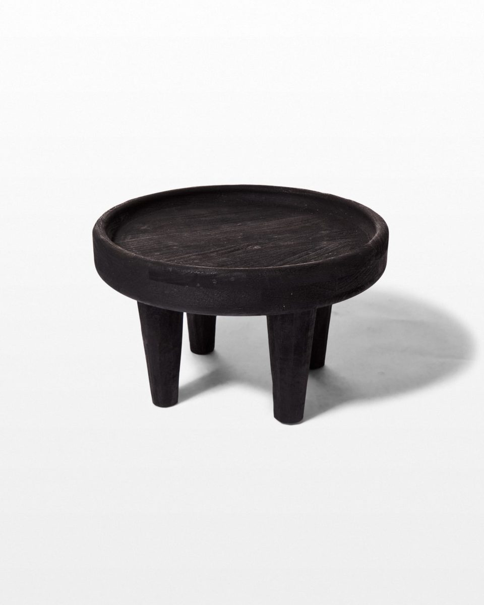 Front view of Conga Side Table