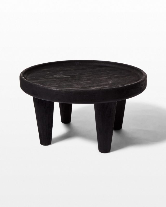 Front view of Conga Coffee Table