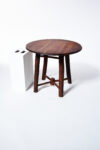 "Alternate view thumbnail 2 of Match 24"" Wooden Accent Table"