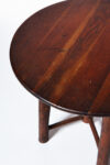 "Alternate view thumbnail 1 of Match 24"" Wooden Accent Table"