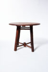 "Alternate view thumbnail 3 of Match 24"" Wooden Accent Table"