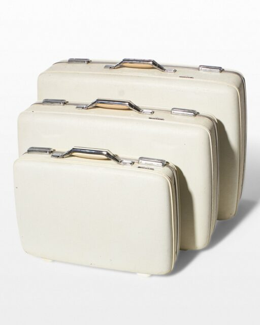 Front view of Lyric Luggage Set