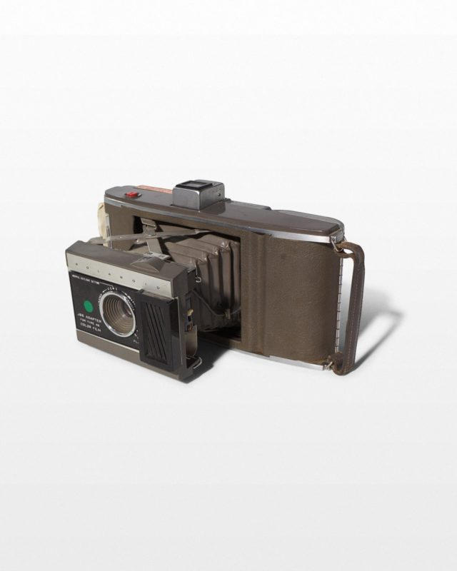 Front view of Polaroid J66 Land Camera