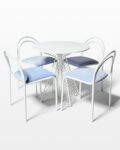 Front view thumbnail of Kinzo and Fly Bistro Table Set