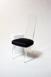 Alternate view thumbnail 2 of Luigi Lucite Dining Chair