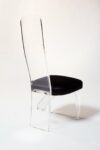 Alternate view thumbnail 4 of Luigi Lucite Dining Chair