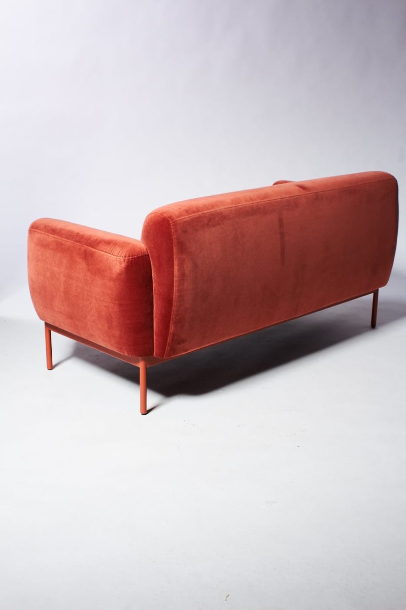 Alternate view 3 of Roma Velvet Sofa