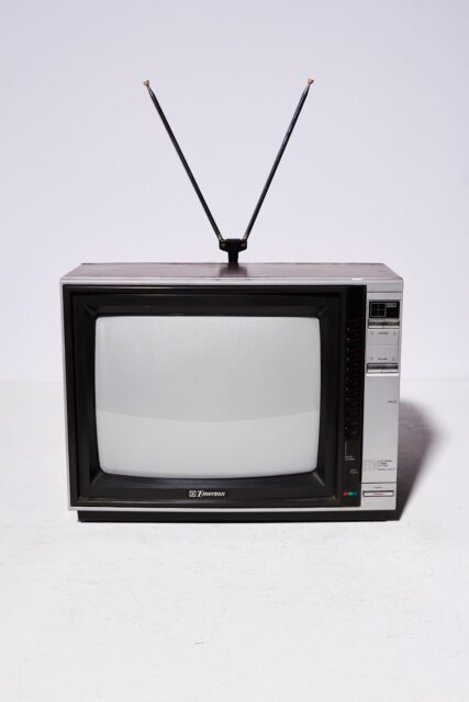 Alternate view 3 of Taylo Television with Antenna
