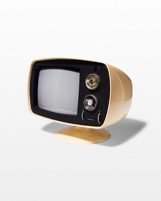 Front view of Optima Future Television