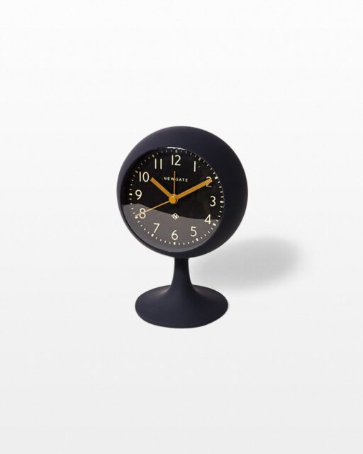 Front view of Antonia Tulip Tabletop Clock