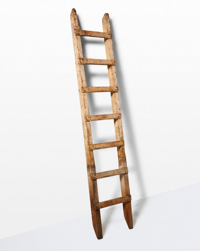 Front view of 8 Foot Ribston Ladder