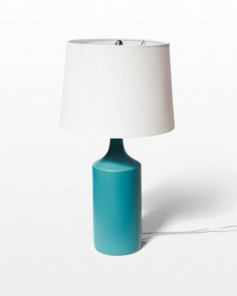 Front view of Kolby Ceramic Table Lamp