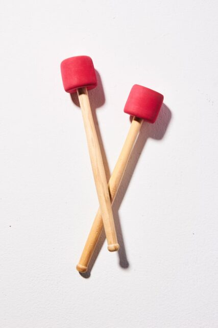 Alternate view 1 of March Bass Drum Mallets