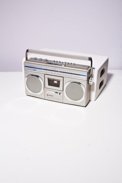 Alternate view 1 of Buster Boombox