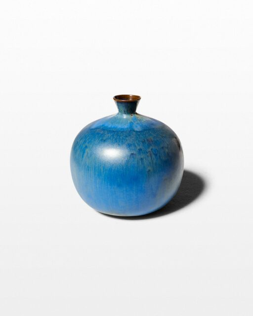 Front view of Baz Ceramic Vase