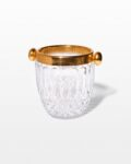 Front view thumbnail of Crystal Ice Bucket