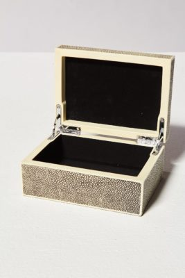 Alternate view 2 of Shah Shagreen Jewelry Box