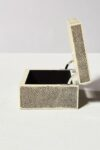 Alternate view thumbnail 3 of Shah Shagreen Jewelry Box