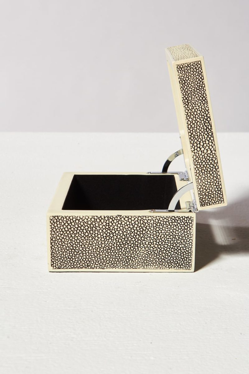 Alternate view 3 of Shah Shagreen Jewelry Box