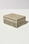 Alternate view thumbnail 4 of Shah Shagreen Jewelry Box