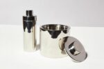 Alternate view thumbnail 2 of Martini Stainless Steel Shaker and Ice Bucket Duo